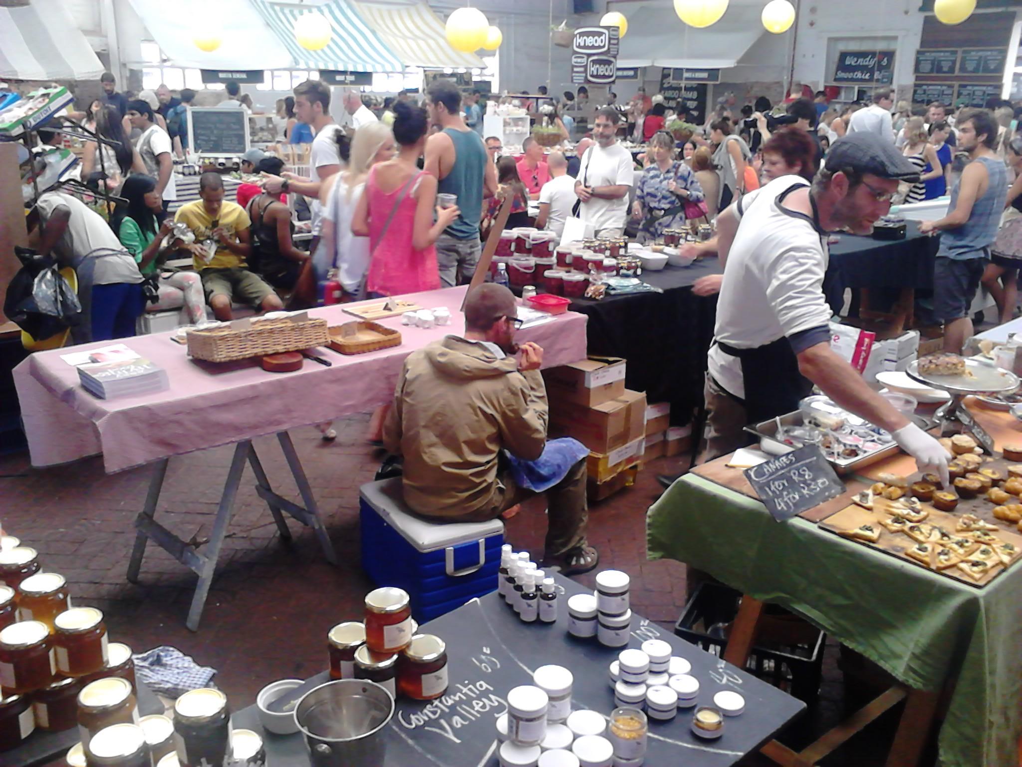 old biscuit market